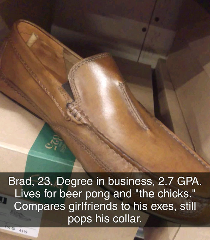 Shoes Fit People