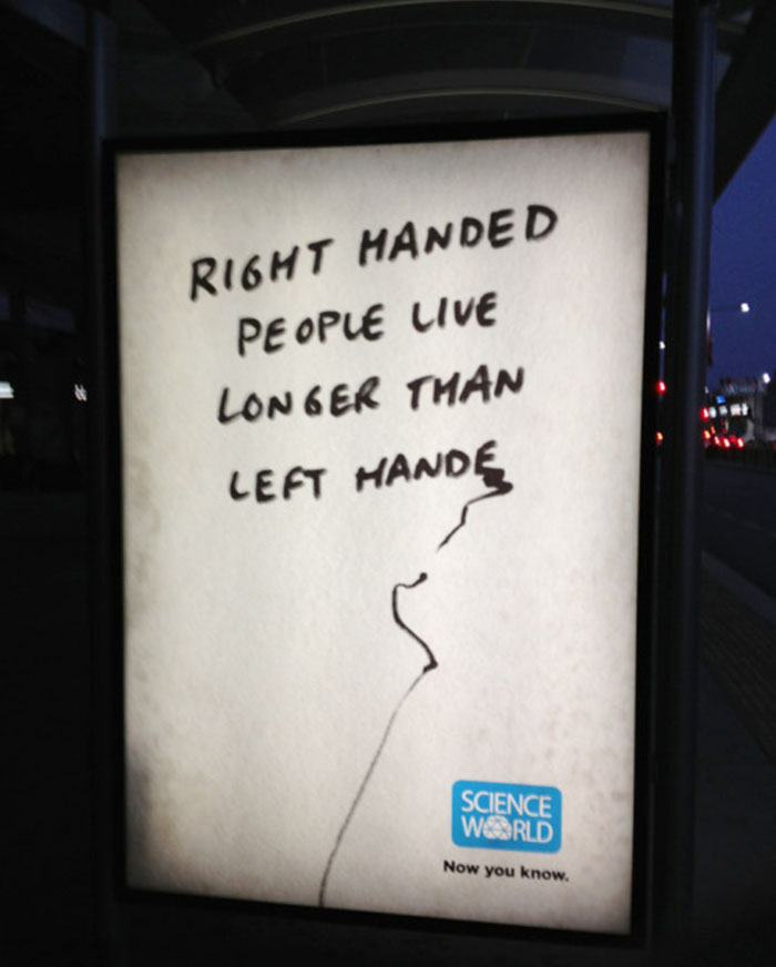 Funny-Left-Handers-Problems