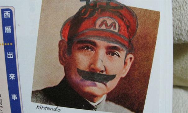 Nice Moustache
