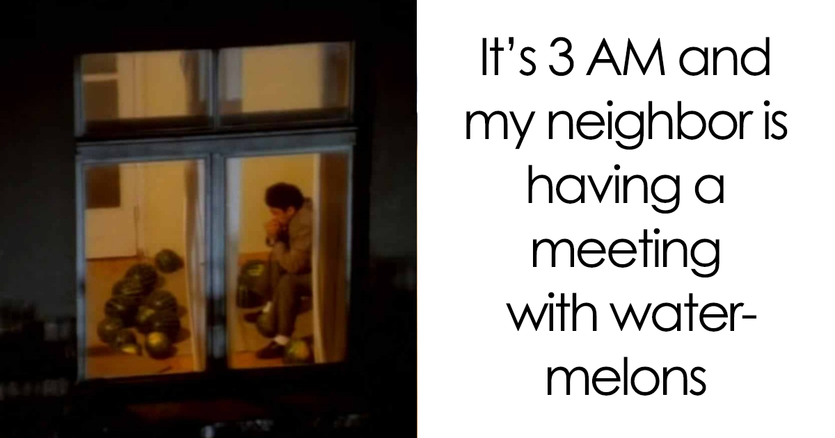 40+ Weird Neighbours You Probably Wouldn?t Want To Live Next Door To