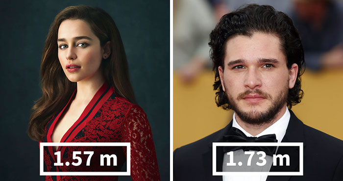 'Game Of Thrones' Characters Ordered From Smallest To Tallest May Surprise You