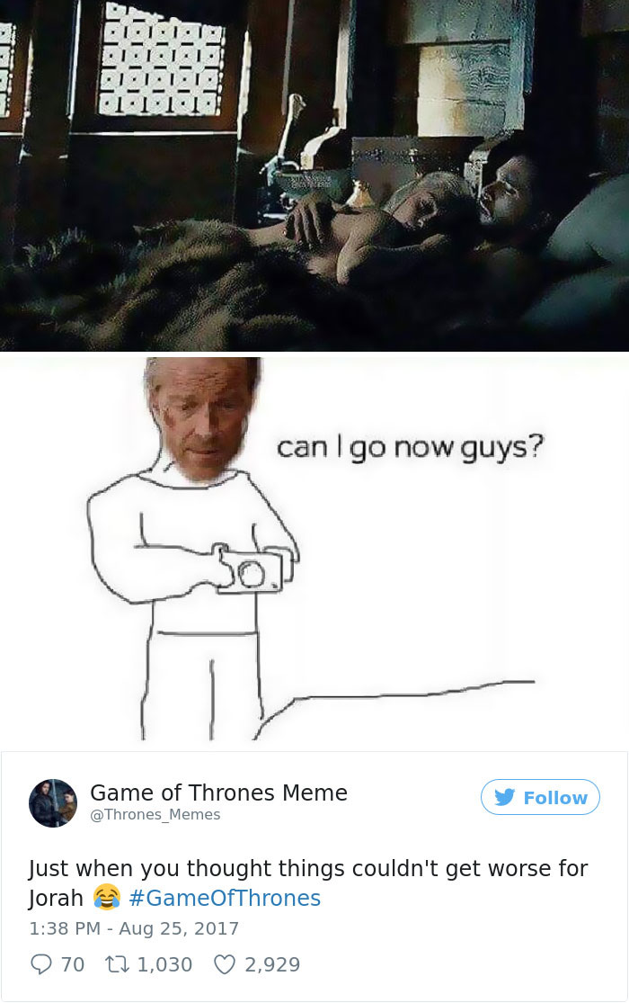 10+ Hilarious Reactions To The 'Game Of Thrones' Season ...