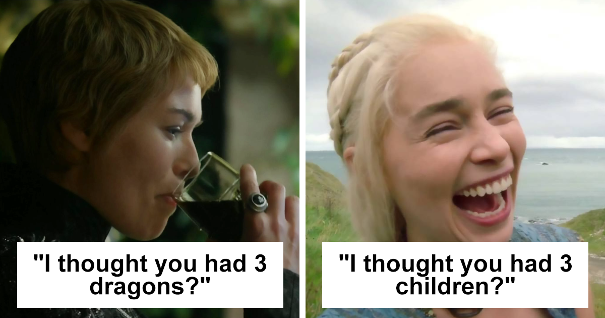 10+ Hilarious Reactions To The ?Game Of Thrones? Season Finale