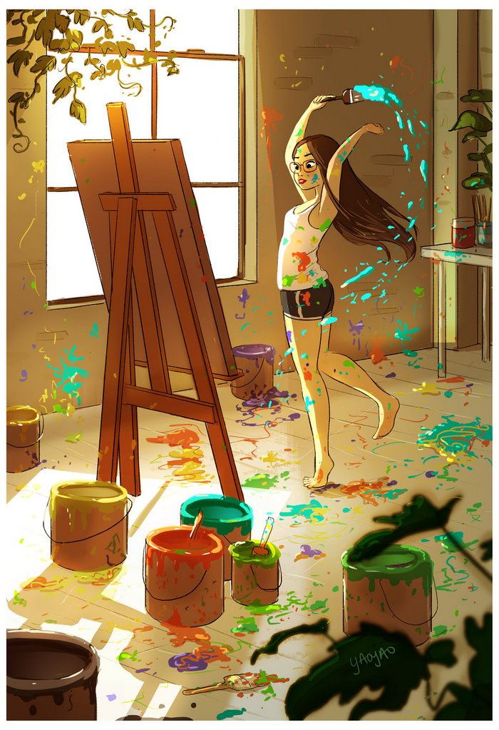 Releasing Your Inner Artist