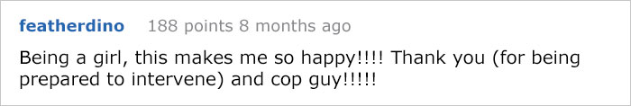 Idiot Guy Treats His Date Horribly But Then This Off Duty Cop Overhears Their Conversation