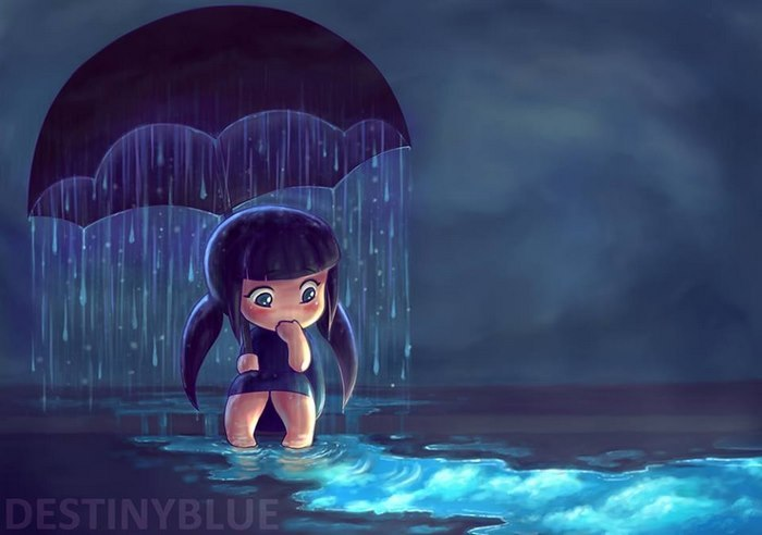 10 Illustrations With Deep Meanings Created By An Artist Struggling With Depression