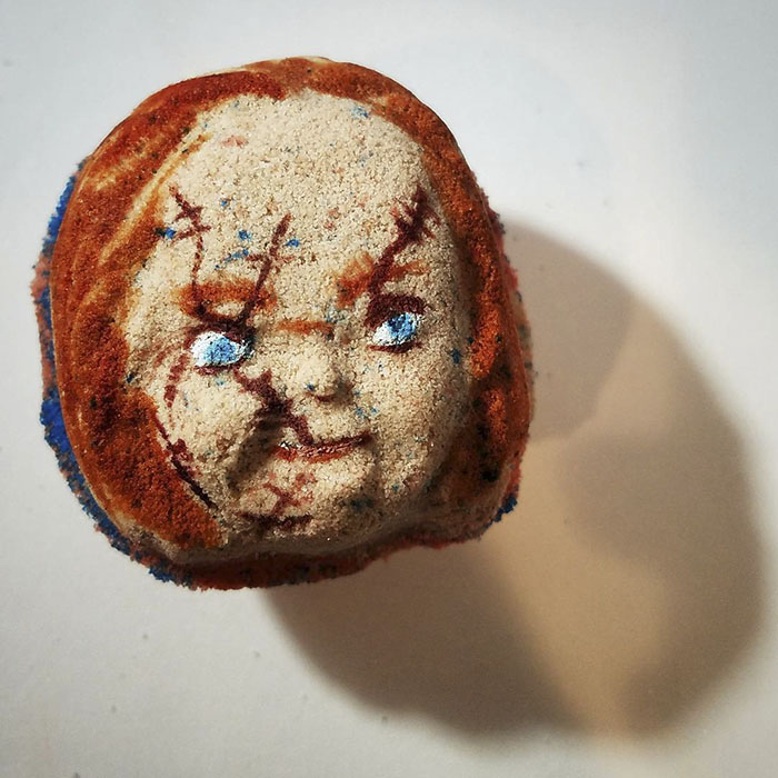 These Bath Bombs Are Inspired By Scary Movies And You Won