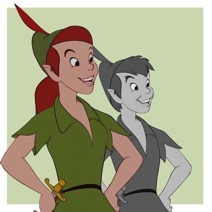 Transgender Disney