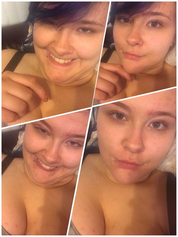The Face I Make At Everyone Vs My Regular Face