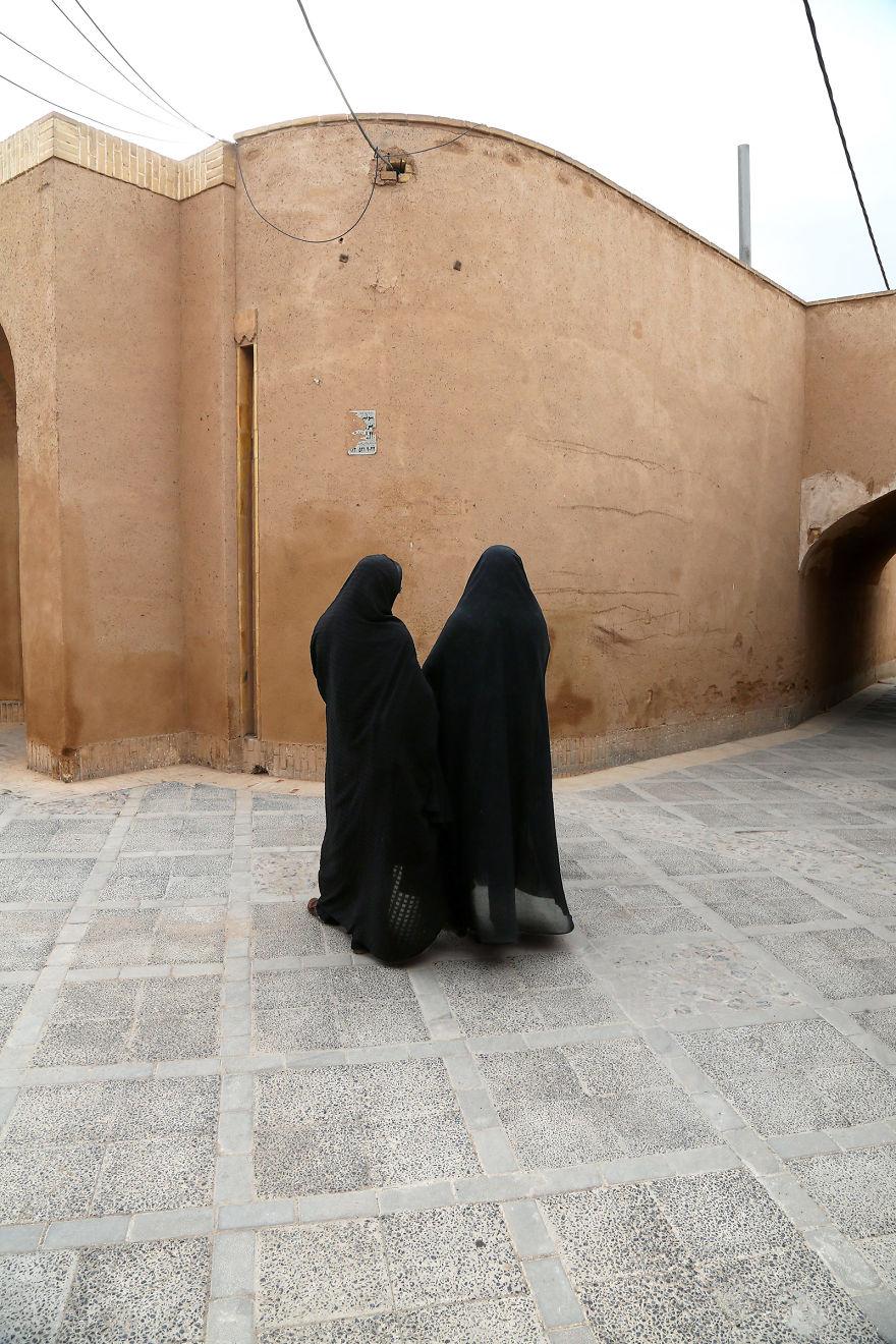 Yazd, Iran, 2015