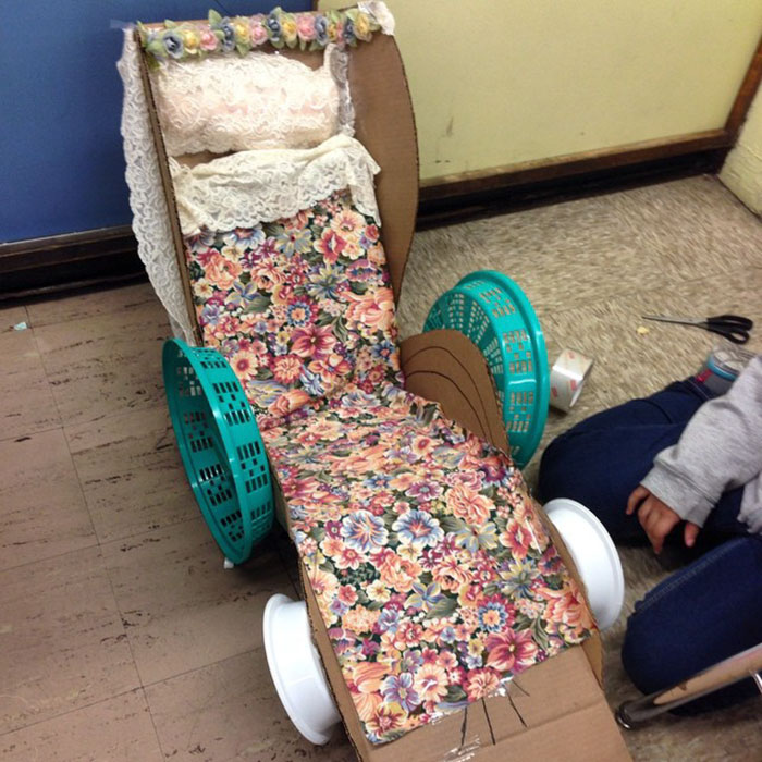 Moving Massage Chair