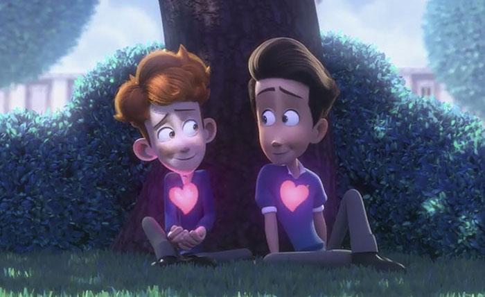 Este nuevo cortometraje al estilo de Pixar sobre un chico saliendo del armario está conquistando internet y tienes que verlo