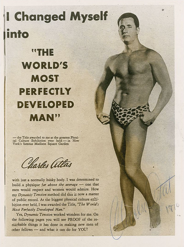 This Is How Male Body Ideals Have Changed Over Time