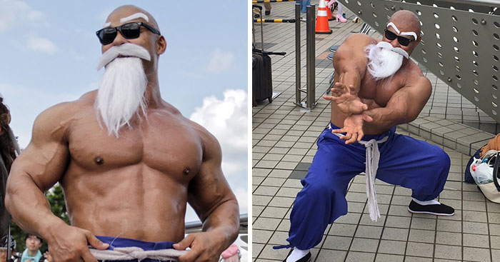 This Man Is The True Master Of Dragon Ball Cosplay