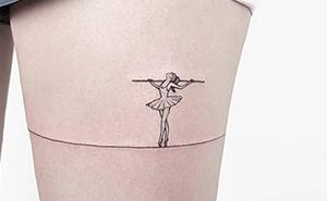 10+ Tatuajes sencillos pero llamativos que querrás en tu piel, hechos por un ex-caricaturista turco