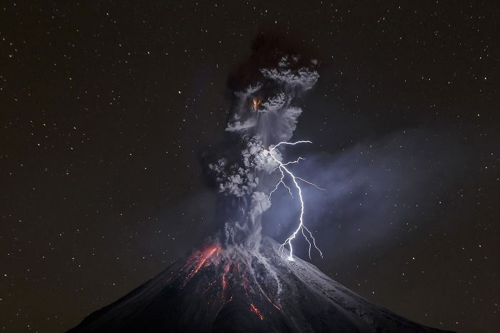 Gran premio: El poder de la naturaleza, Colima, Mexico