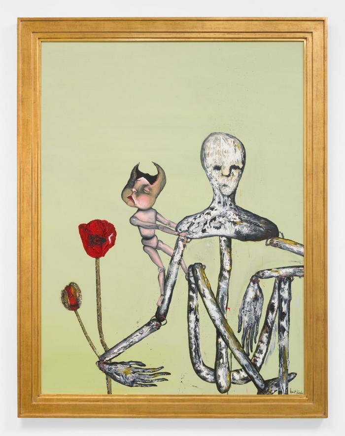 never-before-seen-kurt-cobain-paintings-nirvana -4