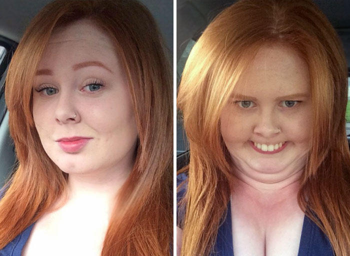 10+ Fotos de chicas antes y después que no creerás que sean las mismas