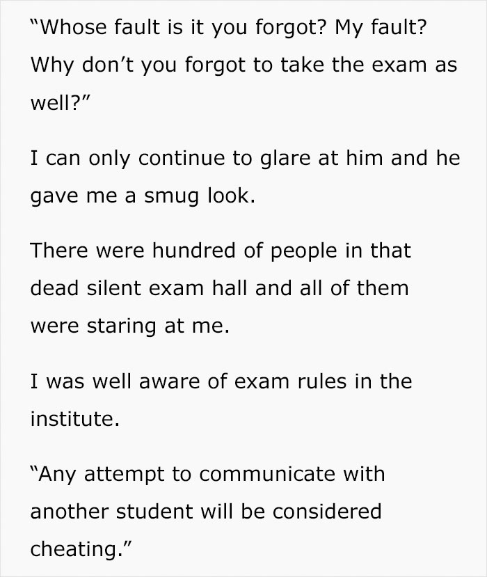 examination Give friend an asshole