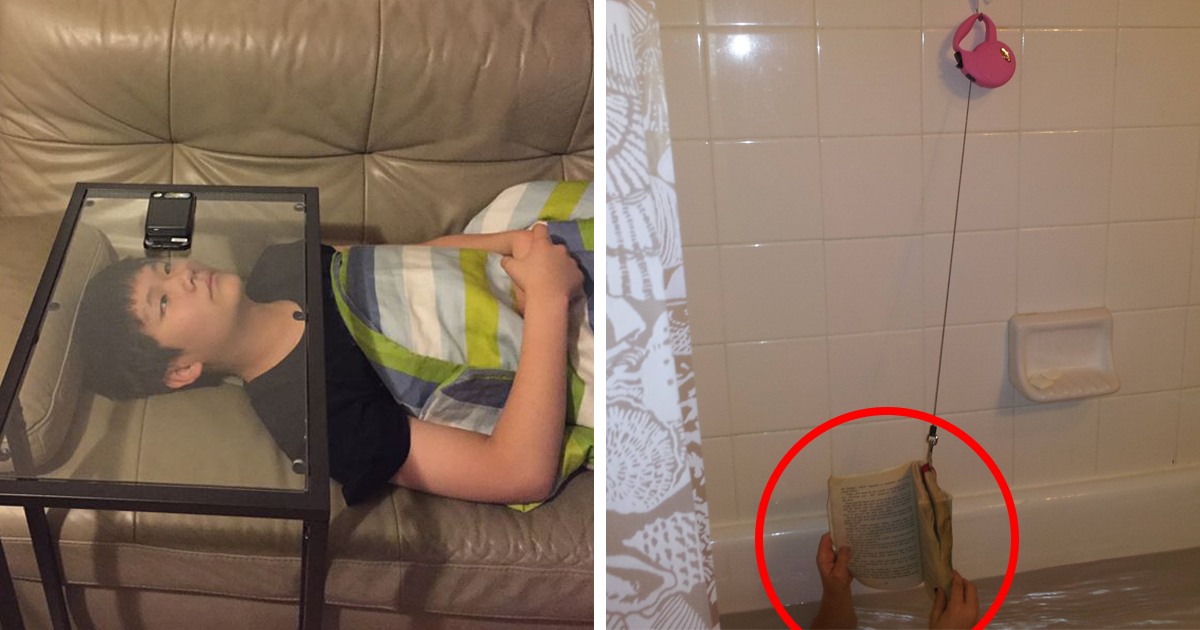 46 Times Kids Surprised Their Parents With Their Genius Inventions (Add Yours)
