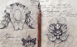 Esta artista rusa muestra su cuaderno de bocetos lleno de secretos visuales