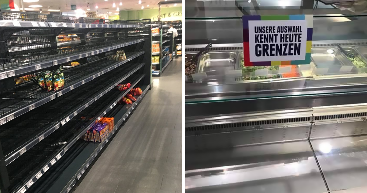 Supermarket Removes All Foreign Food From Shelves To Make A Point About Racism, And Here?s The Result