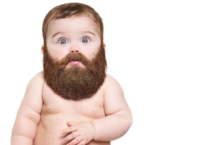 Kids With Beards