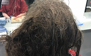Hairdresser Refuses To Shave Depressed Teen's Hair, Spends 13 Hours Fixing It