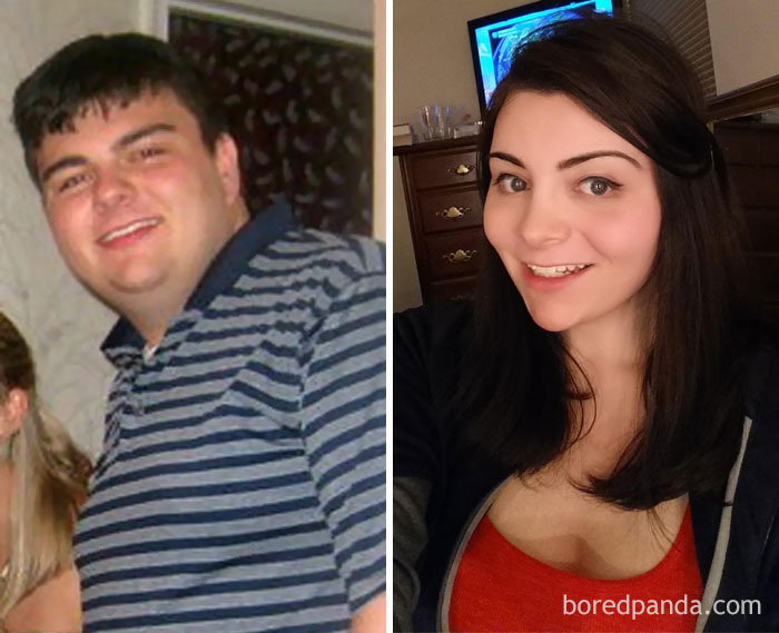 97 Lbs Lost. Oh And I Also Underwent A Gender Transition