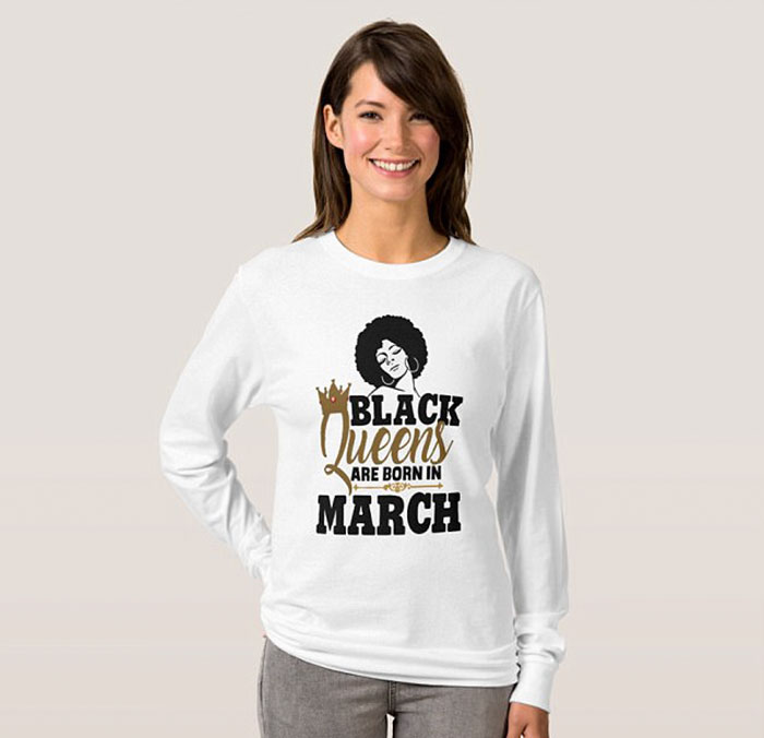 Company Uses White Models To Sell 'Black Girl Magic' T-Shirts, And ...