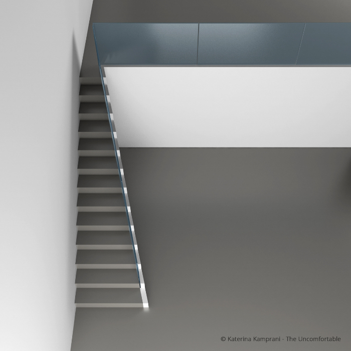 Slim Staircase