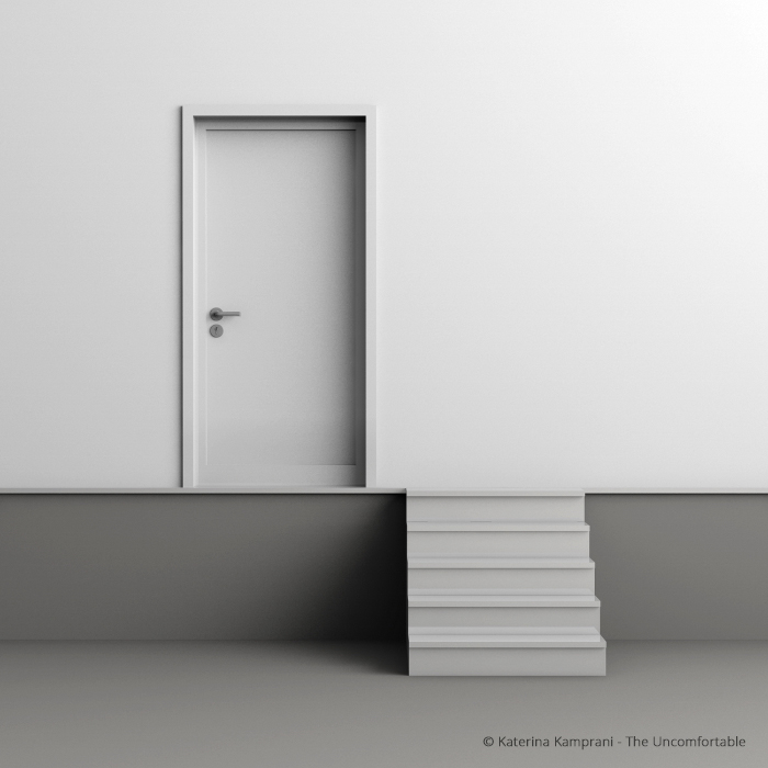 The Uncomfortable Entrance