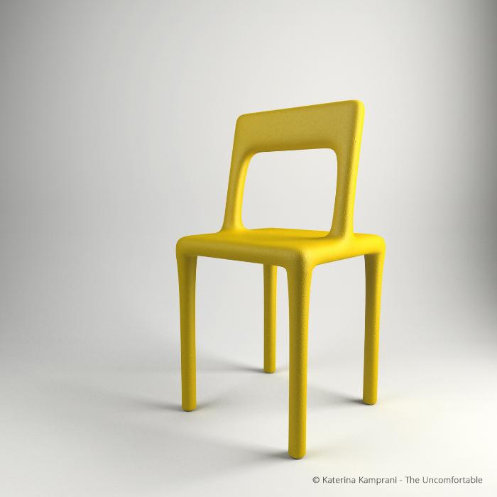 Uncomfortable Chair #1