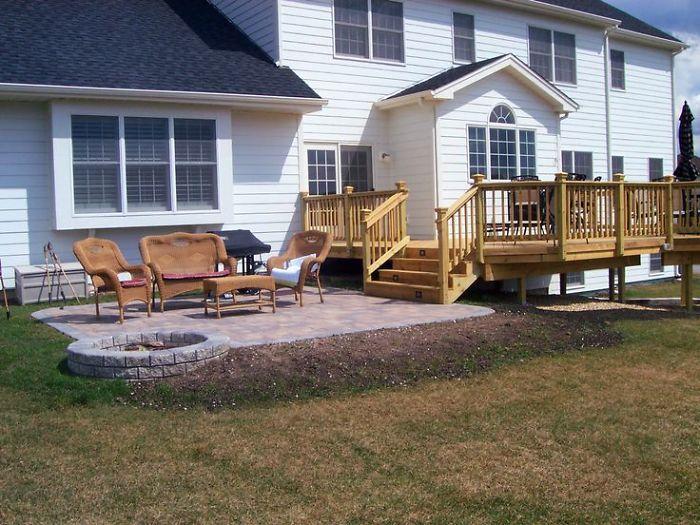 Amazing Deck & Backyard Garden Ideas