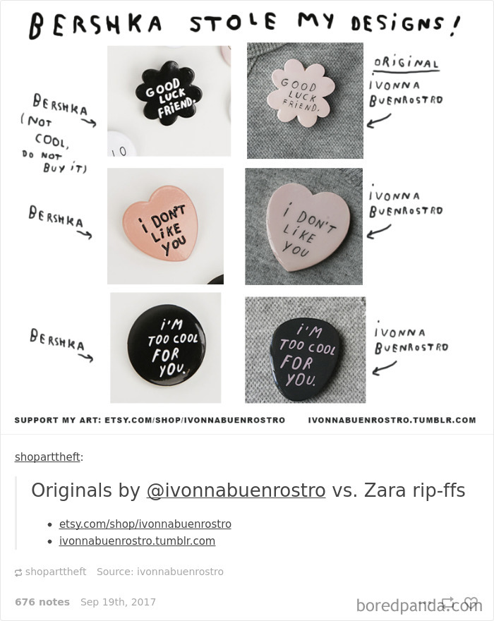 Originals Vs Rip-Offs
