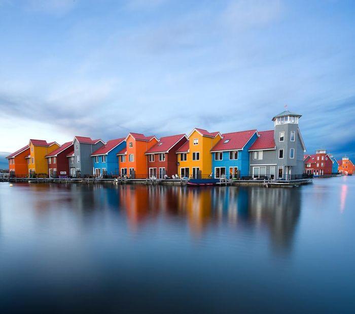 Colorful Destinations Around The World…