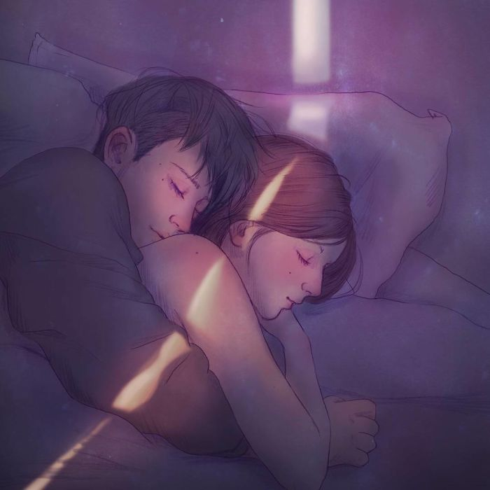 Sleeping In Your Arms