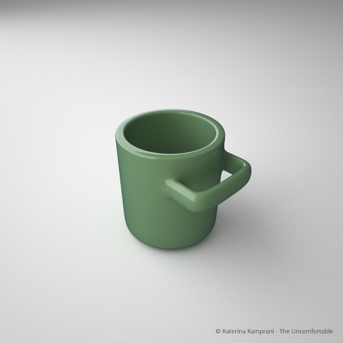 The Uncomfortable Mug