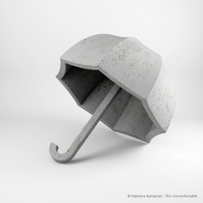 Concrete Umbrella