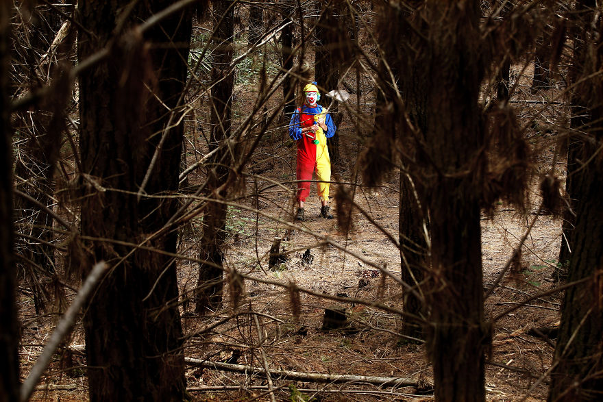 Deadset Clown