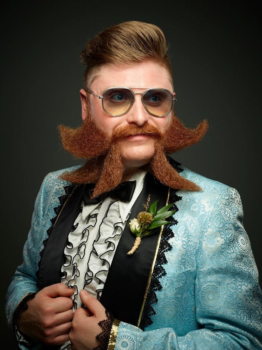 Excellent 39 Of The Best Beards From 2017 World Beard And Mustache Natural Hairstyles Runnerswayorg