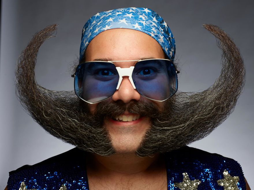 Magnificent 39 Of The Best Beards From 2017 World Beard And Mustache Natural Hairstyles Runnerswayorg