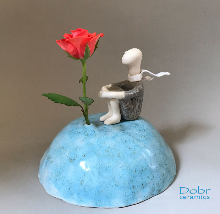 Desire To Do Good: Amazing Ceramics By Natalya Dobrzhanskaya