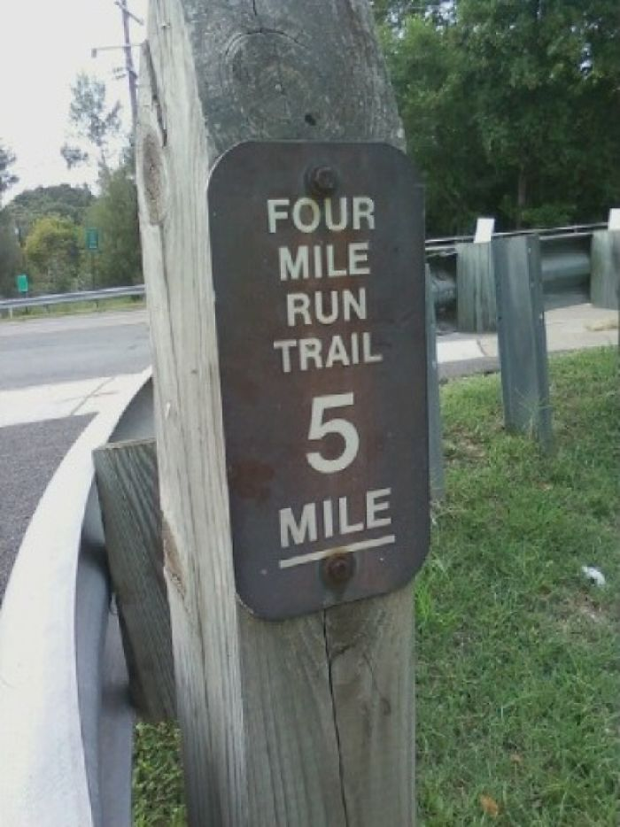 Four Mile Run Trail Will Go On For As Long As It Damn Well Pleases