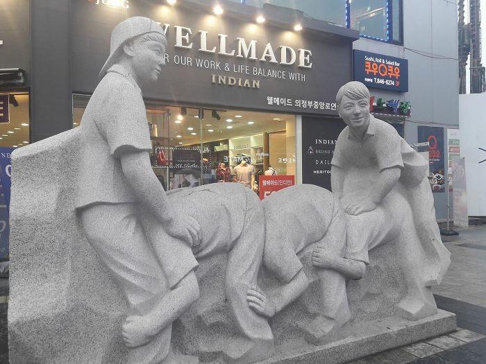 Vaya escultura