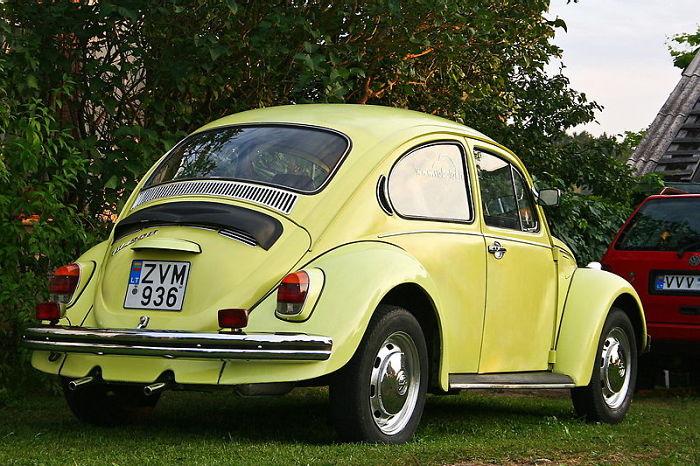 Cool Volkswagen Beetle Autos