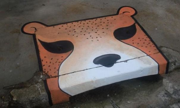 Artists Turn Culverts Into Art Making The City A Lot Of Fun