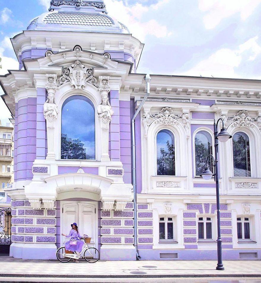 Pyatnitskaya Street, Moscow