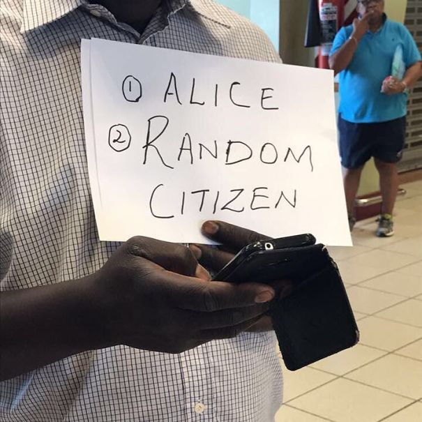 Random Citizen
