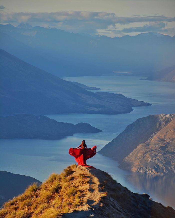 Roys Peak Wanaka, New Zealand